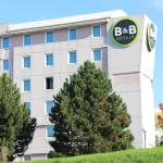 B&B Hôtel Paris Roissy CDG Aéroport, Roissy-en-France