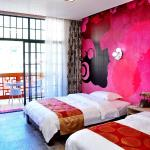 Seven Plus One Theme Inn, Zhangjiajie