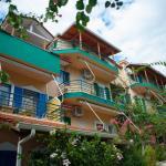 Flevas' Mill Apartments, Paralia Vrachou
