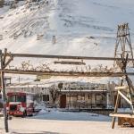 Mary-Ann's Polarrigg, Longyearbyen