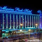 Marins Park Hotel, Yekaterinburg