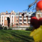 Friedental Hotel, Pushkin