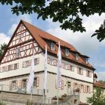 Hotel Pictures: Hotel & Restaurant Altes Amtshaus, Mulfingen-Ailringen