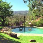 酒店图片: Cabañas Del Rio, Mina Clavero
