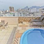 Penthouse duplex with Private Pool and View in Copacabana, Rio de Janeiro