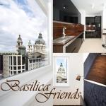 Basilica Friends Apartment, Budapest