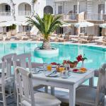 Aegean Plaza Hotel, Kamari
