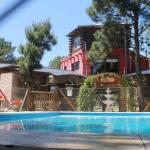 酒店图片: Cabañas El Secreto, Monte Hermoso