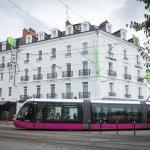 Campanile Dijon Centre - Gare, Dijon