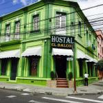 Hotel Pictures: Hostal el Balcón Quito, Quito