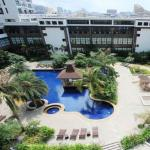 Ajiaxi Mingdi Holiday Seaview Apartment Sanya Bay Haiyue Plaza Branch, Sanya