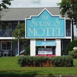 The Springs Motel,  Saratoga Springs