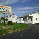 Cedar Hill Motel, Hillsboro