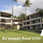 The Ka'anapali Royal Golf Course Condo G101, Kaanapali