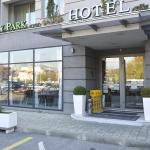 City Park Hotel, Skopje