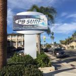 PB Surf Beachside Inn, San Diego