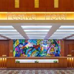 Resorts World Sentosa - Festive Hotel, Singapore