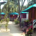 Jessia Brown Bread Coco Huts, Palolem