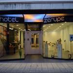 Zerupe Hotel, Zarautz