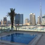 Foto Hotel: Espace Holiday Homes - Fairview Business Bay, Dubai