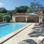 Villa Canoubier,  Saint-Tropez