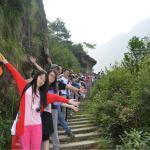 Jixi Huihanggudao Cuizhu Mountain Villa, Jixi