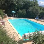 Studio indépendant dans villa avec piscine à Gap, Gap