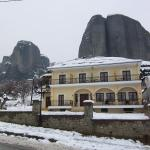 Gogos Meteora Hotel, Kalabaka
