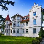 Villa Aesculap by Rujana, Binz
