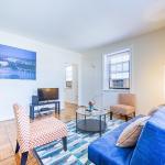 Washington White Apartment, Washington