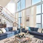 WMK Shortstay 2BR, Duplex with Private Terrace, Dubai