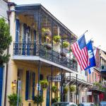 Andrew Jackson Hotel French Quarter, New Orleans
