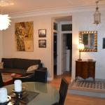 Apartamento Menendez Pelayo, Madrid