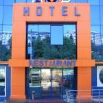 Hotel AMD, Piteşti