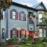 The Aerie Bed and Breakfast, Guest House and Conference Center, New Bern