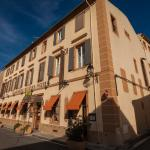 Hotel Pictures: Logis Hotel Moderne Et Pigeon, Limoux