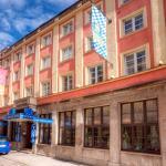 Euro Youth Hotel Munich, Munich