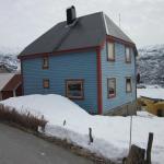 The blue house, Røldal,  Røldal
