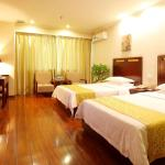 GreenTree Eastern Zhejiang Quzhou Hewu Road Hotel, Quzhou