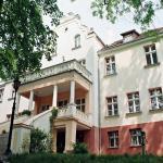 """Pałac w Witosławiu ośrodek apifitoterapii """"APIHERBA"""",  Wojnowice"""