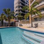 Wyuna Beachfront Holiday Apartments, Gold Coast
