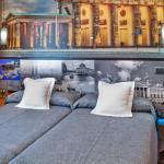 JC Rooms Santo Domingo, Madrid