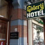 Hotel Galerij, Άμστερνταμ