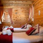 Hotel Pictures: Chalet Jonquille, La Tania