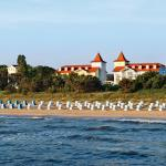 Hotel Kleine Strandburg, Zinnowitz