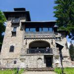 Casa Cu Farfurii,  Sinaia
