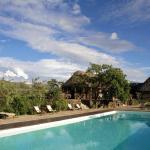 Kanzi House,  Tsavo West National Park