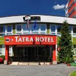 Tatra Hotel, Poprad