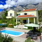 Villa Krasna, Makarska