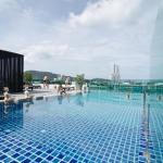 Mirage Express Patong Phuket Hotel, Patong Beach
